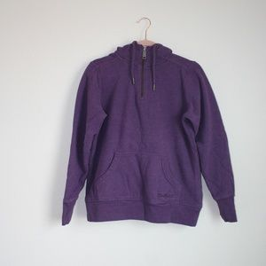 Carhartt zip pullover hoodie sweatshirt